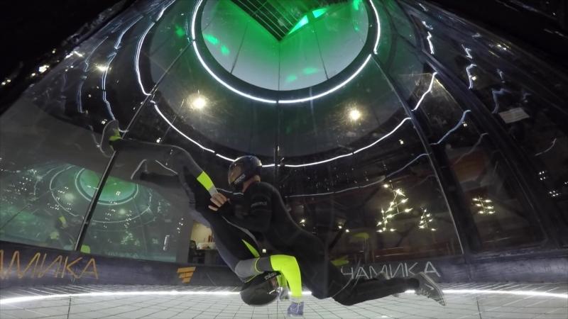 Низбаш Первый раз Windtunnel Kiti Cyborg
