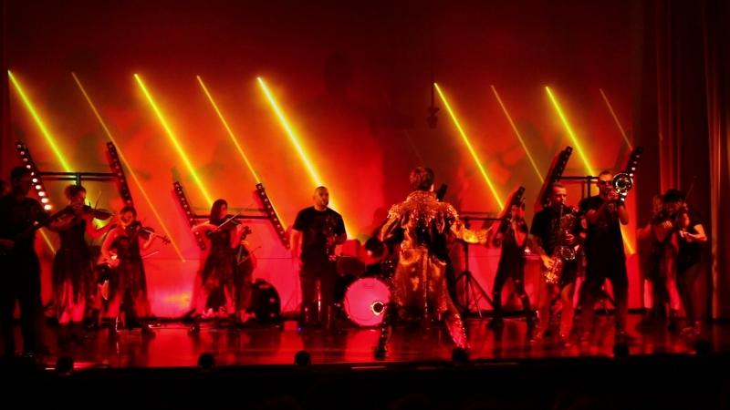 13.10.18 CONCORD ORCHESTRA In the end (Linkin Park cover) Сосновый Бор шоу Симфонические РОК-ХИТЫ Крылья грифона