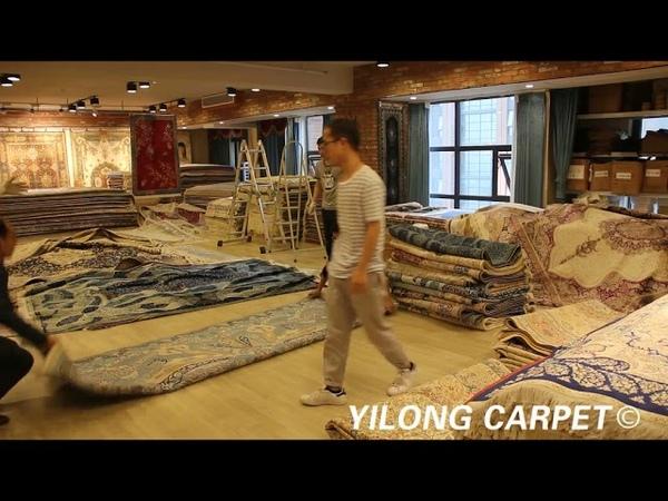 2018 China Qinghai International Carpet Exhibition