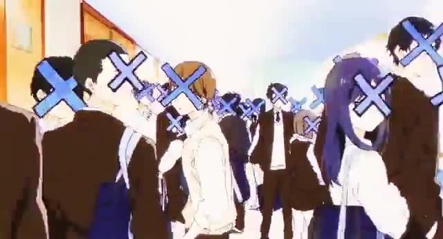 Человек одержимой ненавистью... Koe no Katachi