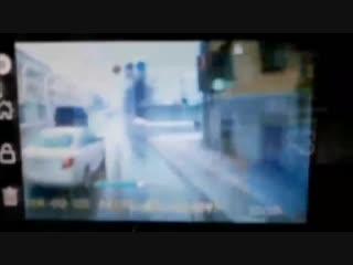Видео, которое сделал маршрутчик. «Мы хотим дружбы на дорогах»