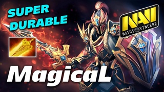 MagicaL Dragon Knight Super Durable Carry | Dota 2 Pro Gameplay