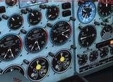Подготовка и полет по кругу ЯК-40