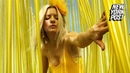 The Yellow Lady: Woman's world is drenched in color yellow | Extraordinary People | New York Post