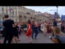 Город танцует Невский проспект 17 06 2018