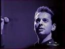 Depeche Mode in Russia TV report 07 09 1998