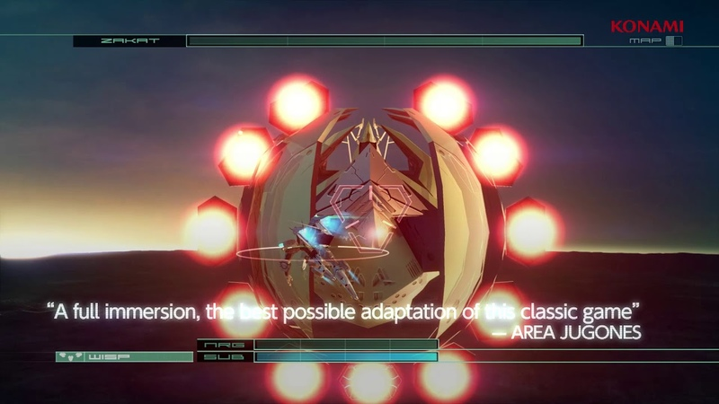 ZONE OF THE ENDERS THE 2nd RUNNER M∀RS Accolades Trailer