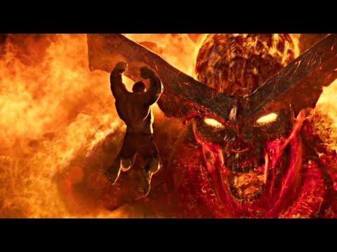 Hulk vs Surtur DUBLADO HD | Thor Ragnarok (2017) IMAX