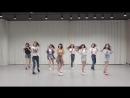 [mirrored] fromis_9 - DKDK Choreography ver