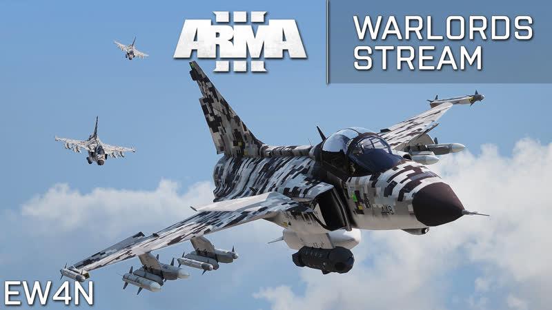 Изучаем новый режим | Arma 3 | Warlords