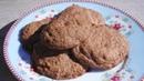 Юлия Высоцкая Апельсиновое печенье с шоколадом