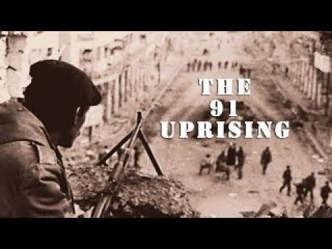 The '91 Uprising The story behind the 1991 Uprising in Iraq