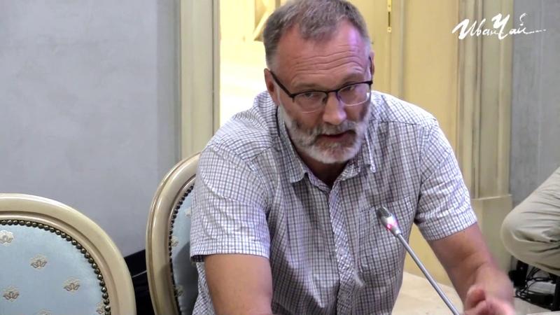 С.Михеев Нам готовят нового прозападного президента