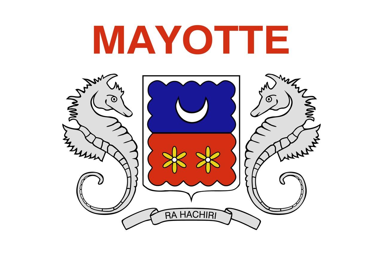Флаг Майотта
