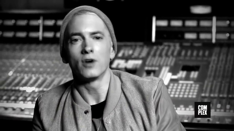 Not Afraid: Shady Records Story by Eminem Teaser на русском языке