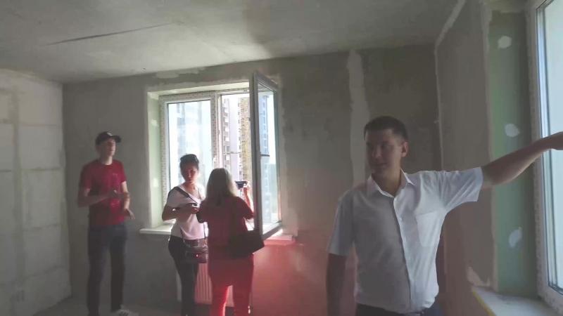 Экскурсия по новостройкам Сувар Суварстроит Казань