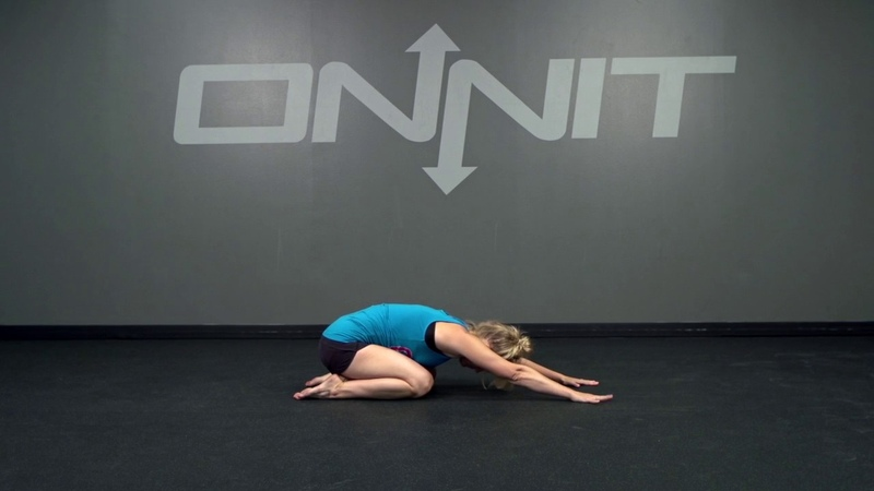 Spinal Wave to Seal Pose Bodyweight Exercise