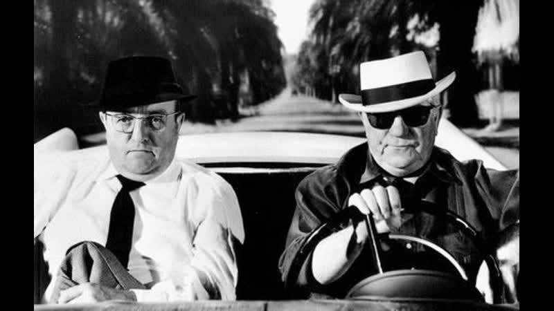 Король фальшивомонетчиков / Le Cave se rebiffe 1961 / Жиль Гранжье / в ролях Жан Габен, Морис Биро, Бернар Блие