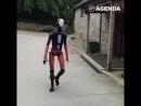 Невероятно похожий на человека AR-робот