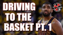 How To Drive To The Basket PT. 1 Holding The Ball Pro Training Basketball
