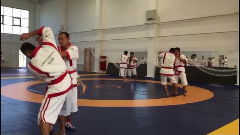 УТС в Первой всемирной академии бокса - эпизод 6