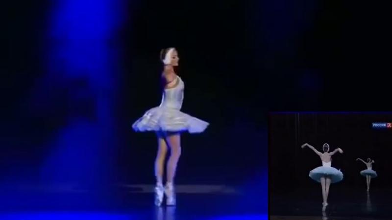 Чем Волочкова отличается от балерин