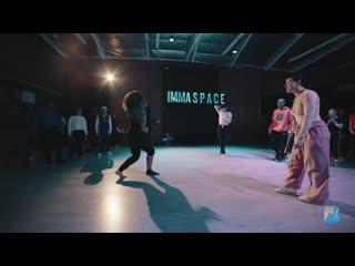 "_""breathin_"" - ariana grande ¦ janelle ginestra choreography ¦ #immaspace"