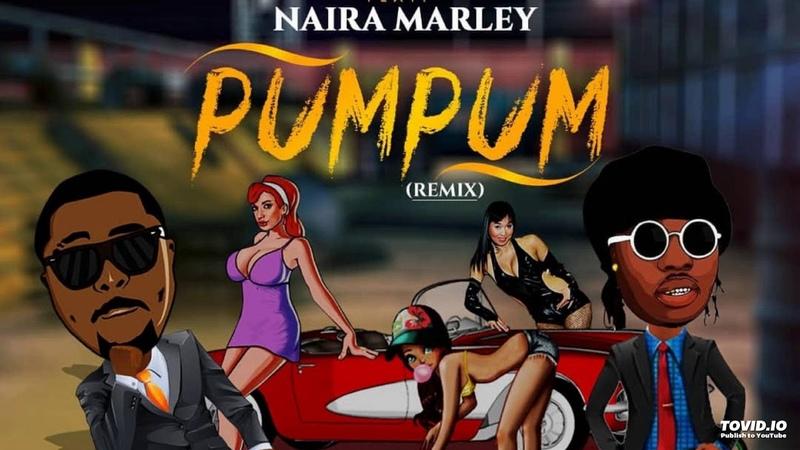 Dayo Chino Ft. Naira Marley - PUMPUM Remix ( Official Audio )