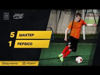 Обзор матча Шахтер - PepsiCo | Летний Чемпионат НФЛ | 4 июня