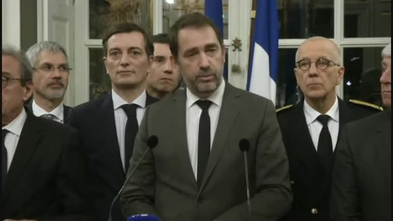 Глава французской полиции подтвердил гибель Шарифа Шеката