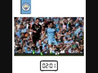 David silva - 267 appearances for man city in premier league.mp4