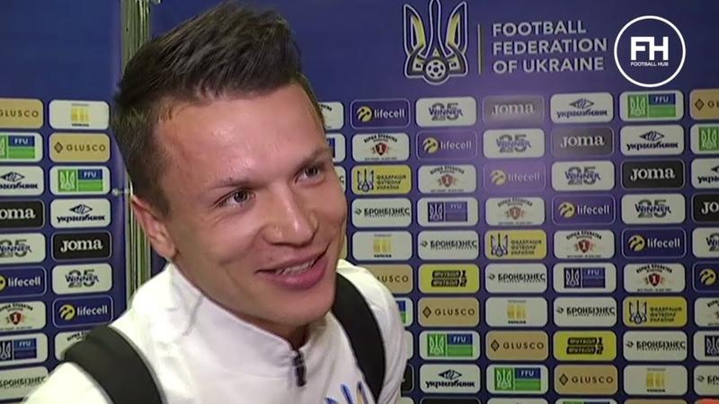 Україна - Словаччина. Коментарі після матчу