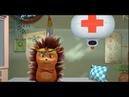 Добрый мультик Лиса и её друзья болеют Помоги им вылечиться Детские игры для детей