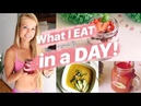 WHAT I EAT IN A DAY 4 schnell einfach leckere Rezepte Pana Cotta * plant based *