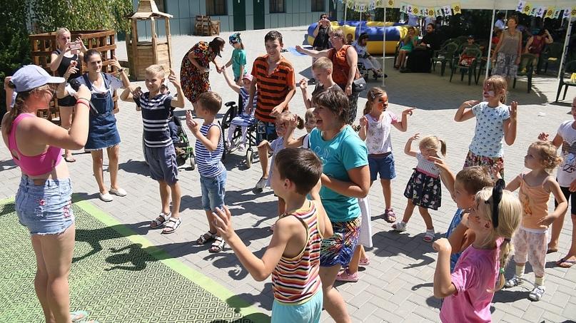 «Союз Маринс Групп» дарит радость детям