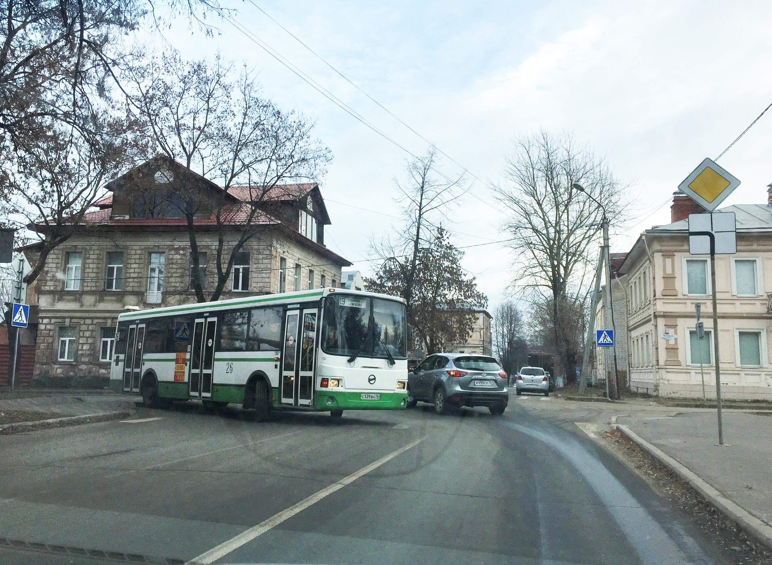 Автобус №19