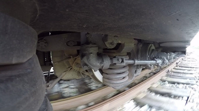 GoPro - Букс тепловоза ТЭМ7 / Axle box of TEM7 locomotive