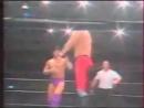 Бушидо 7 Нобухико Такада Казуо Ямазаки Бой за №1 в рейтинге UWFi