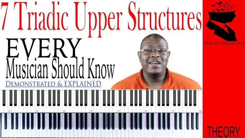 7 Triadic Upper Structures On Dominant Chords Every Musician Should Know