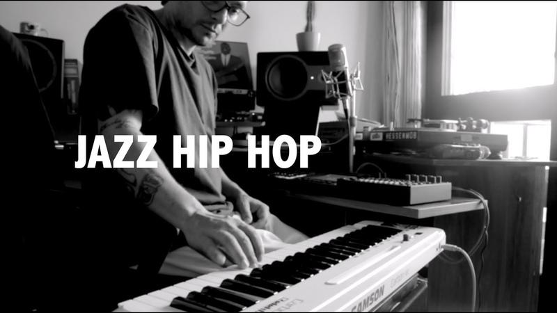Making a Jazz Hip Hop Beat - Mpc Live / Touch / X / Renaissance