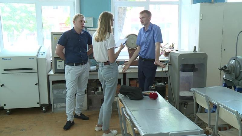 Грант учёным Мордовского госуниверситета