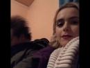Личное видео со съемок второго сезона «Ужасающие приключения Сабрины»