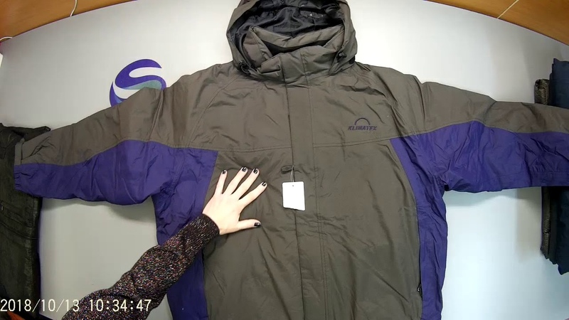 СТОК Штучный. Артикул Ст 829. Упаковка № 2. Куртки мужские сток. Европа.
