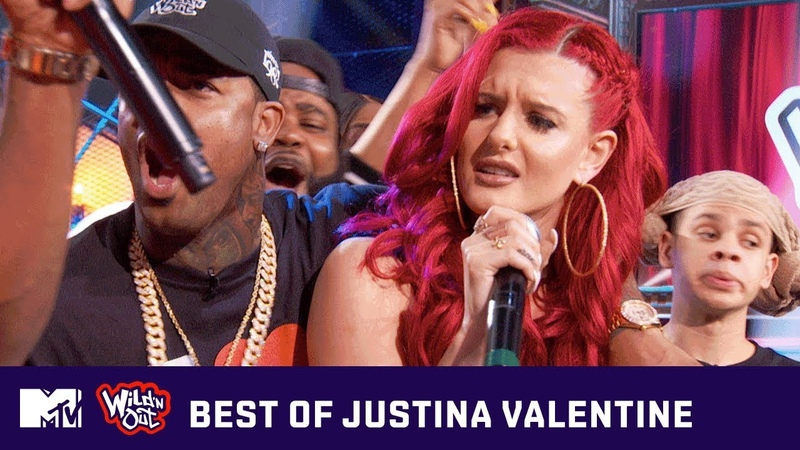 Justina Valentine's TOP Freestyles, Clapbacks Best Moments! (Vol. 1)   Wild 'N Out   MTV