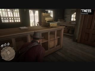 I shot the gunsmith and a random guy came in and started shooting me. The cops thought he was the one who shot the gunsmith, kil