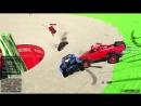 [Coffi Channel] ЧУТЬ НЕ ПРОВАЛИЛСЯ В ГИГАНТСКИЙ БЛЕНДЕР НА НЕРЕАЛЬНОМ ДЕРБИ В GTA 5 ONLINE