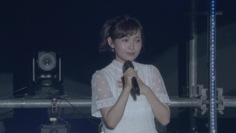 ENDLESS HOME Abe Natsumi feat Fukumura Mizuki Oda Sakura H P Hina Fes 2018