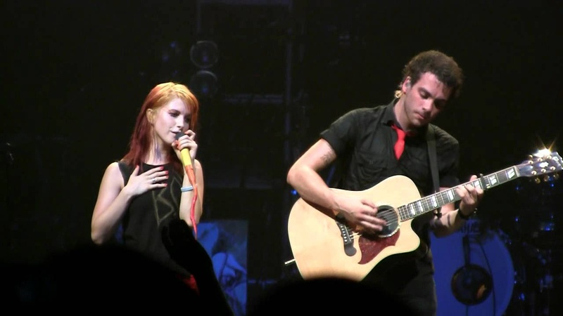 Paramore @ FBR15 In the Mourning Landslide Stevie Nicks Live in NYC on 9 7 2011