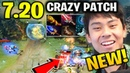 ANA 7 20 DOTA IS CRAZY PATCH INDEED WINDRANGER SUPER CARRY