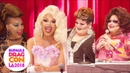 Drag Moms Daughters w Alexis Mateo Vanessa Vanjie Stacy Layne MORE @ RuPaul's DragCon LA 2018